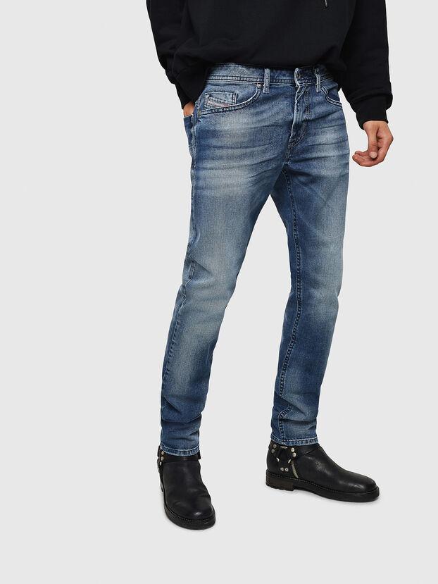 Thommer 0853P, Medium blue - Jeans