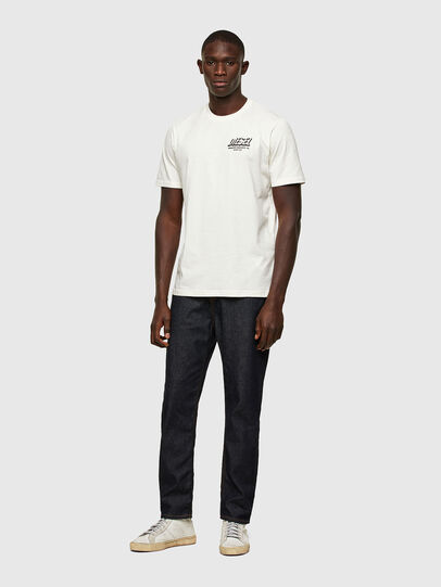 Diesel - T-JUST-A33, White - T-Shirts - Image 5