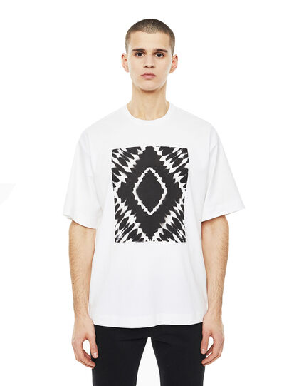 Diesel - TEORIA-TIEDYESQUARE,  - T-Shirts - Image 1