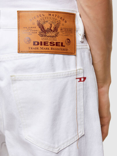 Diesel - D-Macs 0ABBY, White - Jeans - Image 4