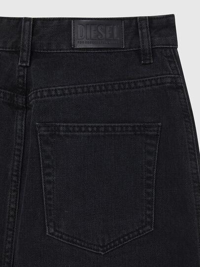 Diesel - DE-TOBY, Black - Skirts - Image 4