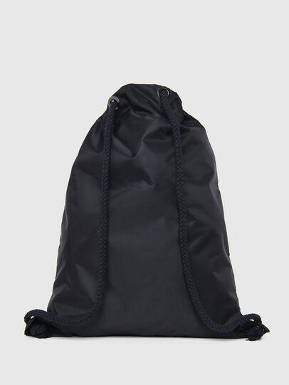 Diesel - BBAG-SACK, White/Black - Beachwear accessories - Image 2