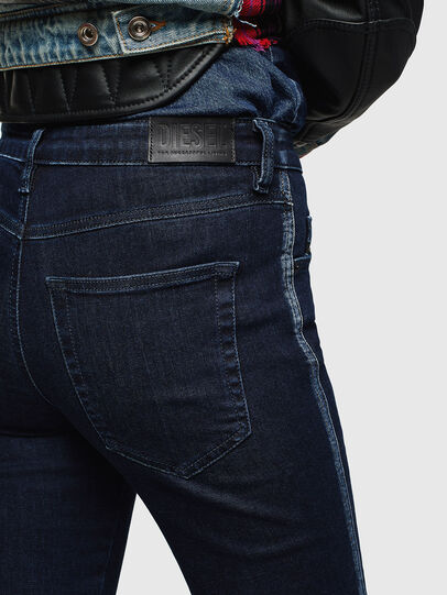 Diesel - Babhila 0096R, Dark Blue - Jeans - Image 5