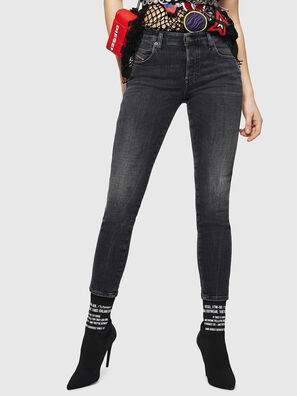 Babhila 081AH, Black/Dark grey - Jeans