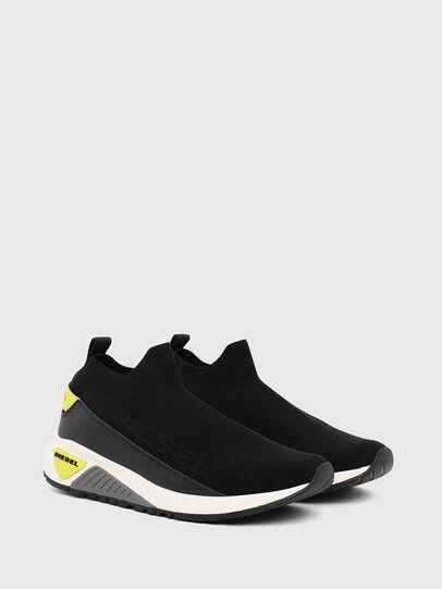 Diesel - S-KB SOCK QB, Black - Sneakers - Image 2