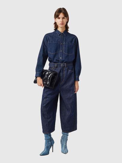 Diesel - D-CONCY-SP, Dark Blue - Jeans - Image 5