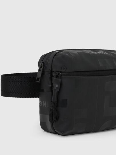 Diesel - X-BOLD BELTBAG, Black - Belt bags - Image 5