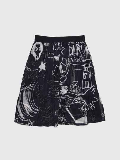 Diesel - GMIYO, Black - Skirts - Image 1