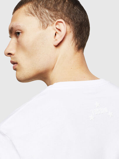 Diesel - T-JUST-A12,  - T-Shirts - Image 3