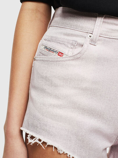 Diesel - DE-HIGWEI, Pink - Shorts - Image 3