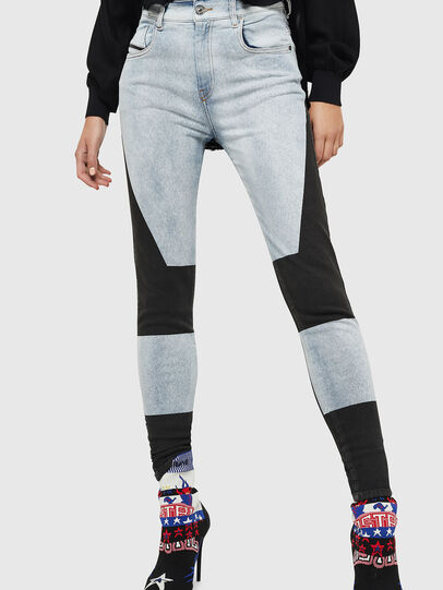 Diesel - Slandy High 0890M,  - Jeans - Image 1