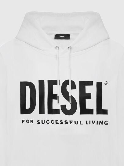 Diesel - F-ANG-HOOD-LOGO,  - Sweaters - Image 3