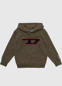 SDIVISION-D OVER, Military Green