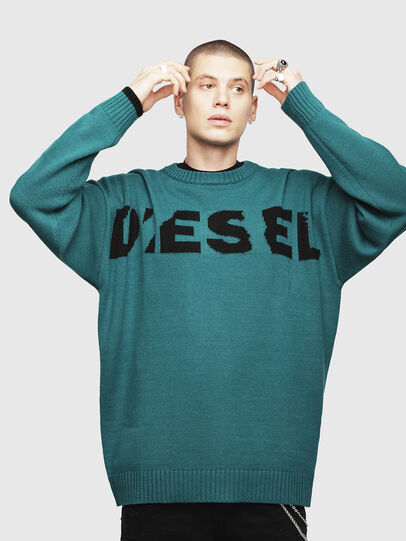 Diesel - K-LOGOX,  - Knitwear - Image 1