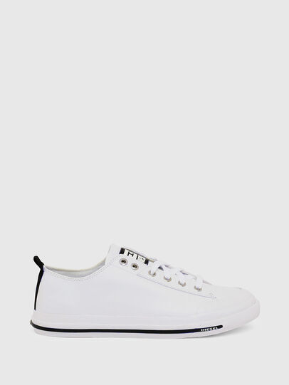 Diesel - S-ASTICO LOW CUT W, White - Sneakers - Image 1