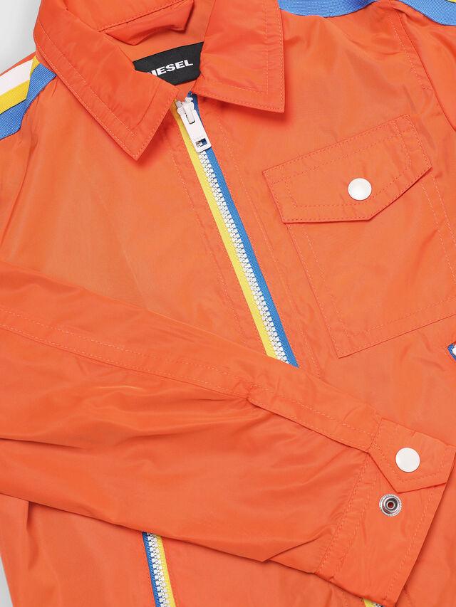 Diesel - JRIBPLAZA, Orange - Jackets - Image 3