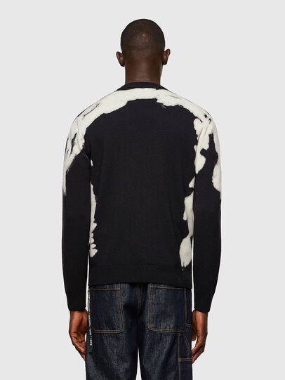 Diesel - K-NITRO, Black - Knitwear - Image 2
