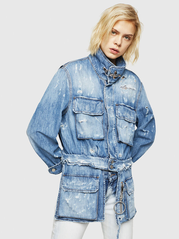 DE-MERYL,  - Denim Jackets