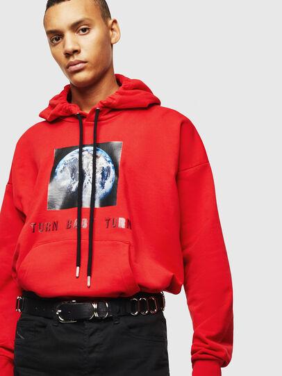 Diesel - S-ALBY-YA, Red - Sweaters - Image 5