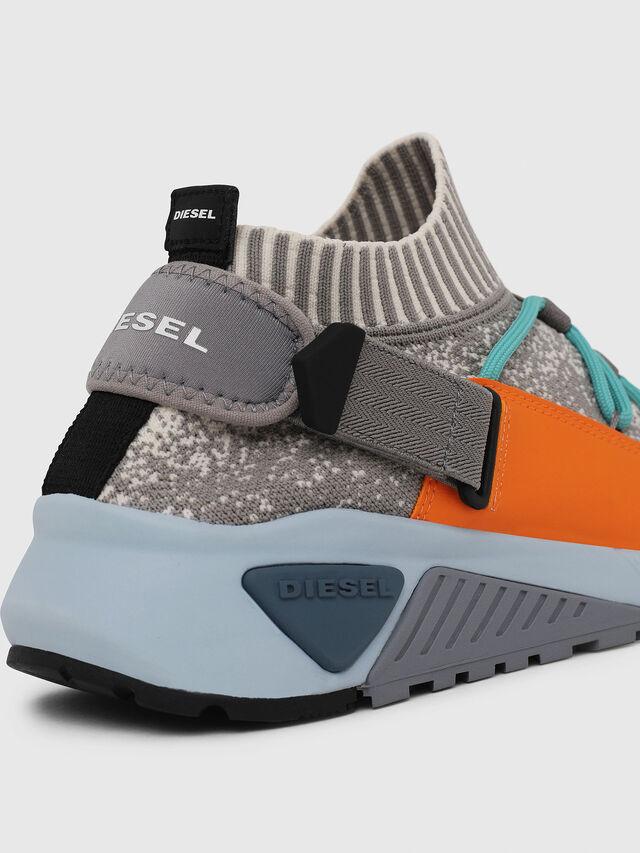 Diesel - S-KB ST, Multicolor/Grey - Sneakers - Image 4