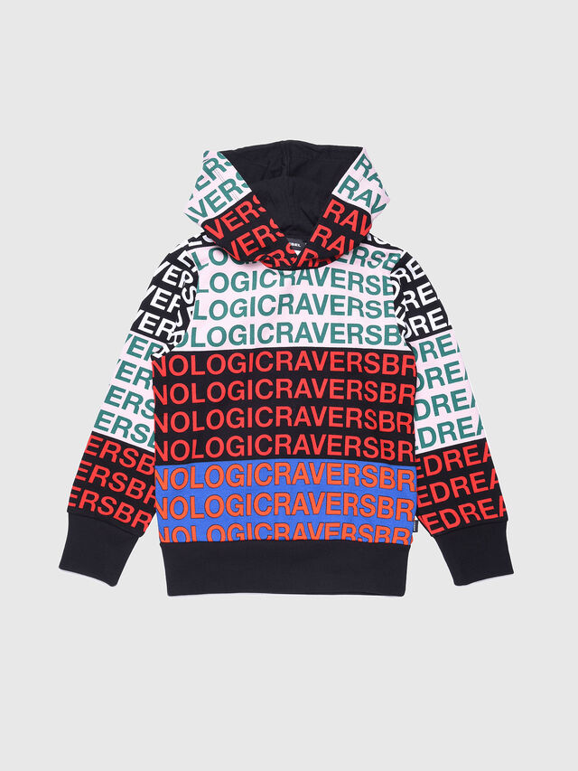 Diesel - SRAVE, Multicolor - Sweaters - Image 1