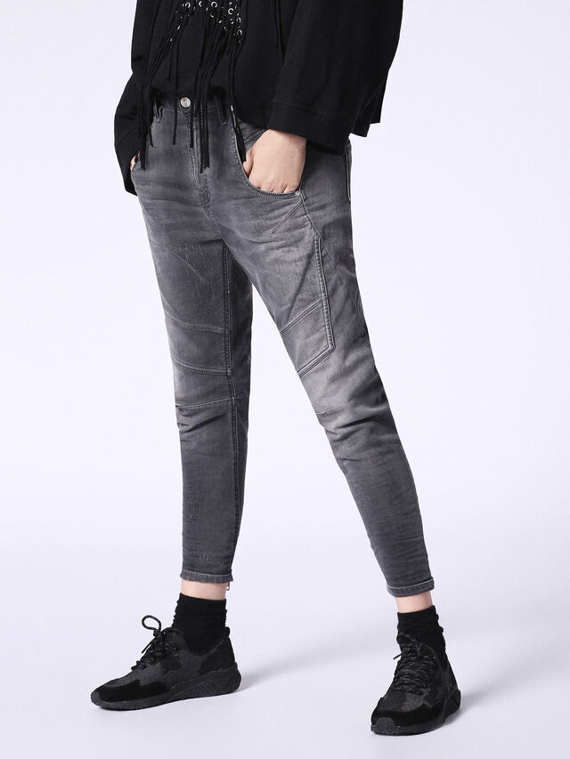 FAYZA SP JOGGJEANS 084NA, Dark Grey