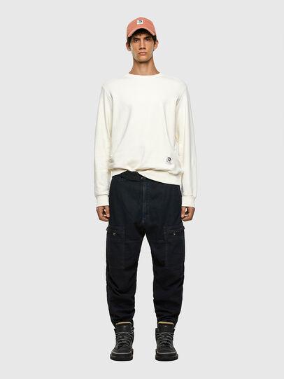 Diesel - S-GIRK-MOHI, White - Sweaters - Image 4