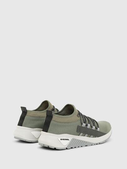 Diesel - S-KB SLG, Olive Green - Sneakers - Image 2