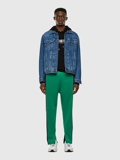 Diesel - P-COPPER, Green - Pants - Image 5