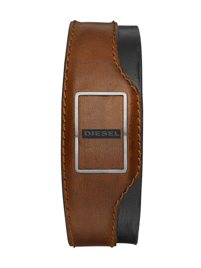 Diesel - DA1202, Brown - Bracelets - Image 2