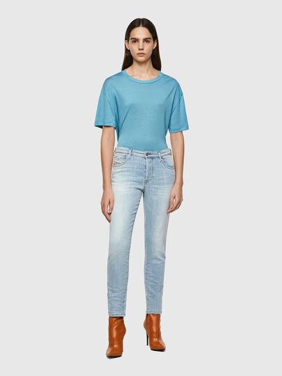 Diesel - Babhila 009ZZ, Light Blue - Jeans - Image 5