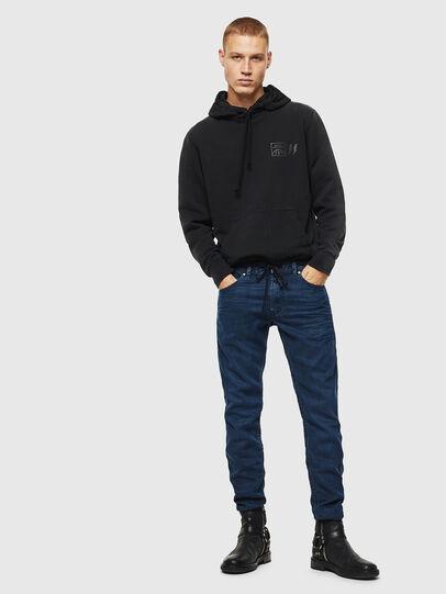 Diesel - Thommer JoggJeans 0688J, Dark Blue - Jeans - Image 6