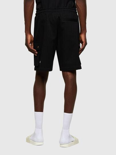 Diesel - P-PRONE, Black - Shorts - Image 2