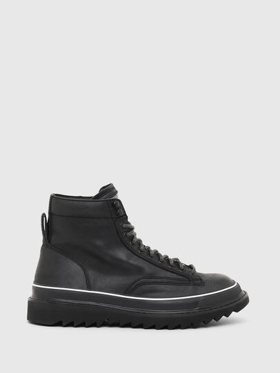 Diesel - H-SHIROKI DMBB, Black - Sneakers - Image 1