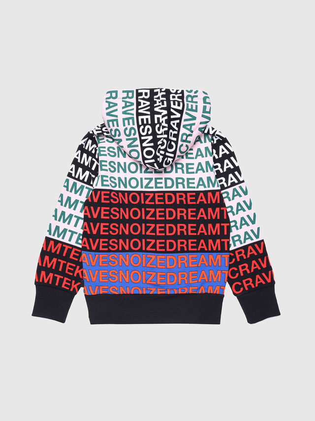 Diesel - SRAVE, Multicolor - Sweaters - Image 2