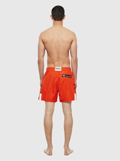 Diesel - BMBX-WAVE-E42, Orange - Swim shorts - Image 2