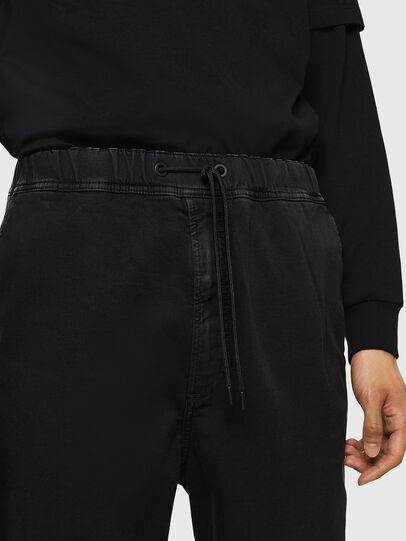 Diesel - D-Toller JoggJeans 0687Z, Black/Dark grey - Jeans - Image 3