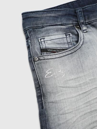 Diesel - ARYEL-J JOGGJEANS, Dark Blue - Jeans - Image 3