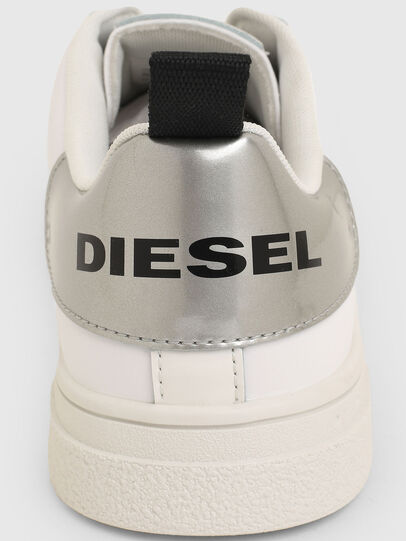 Diesel - S-CLEVER SO W, White/Silver - Sneakers - Image 4