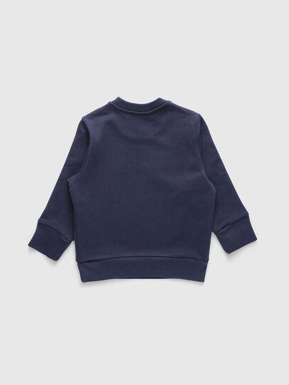 Diesel - SCREWDIVISIONB-R, Dark Blue - Sweaters - Image 2
