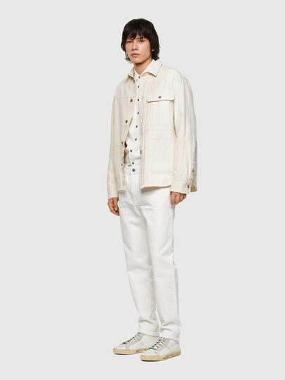 Diesel - D-Fining 0HBAJ, White - Jeans - Image 5