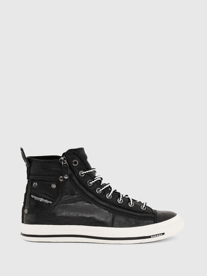 Diesel - EXPO-ZIP W, Black - Sneakers - Image 1