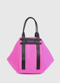 CAGE SHOPPER XS, Pink Fluo