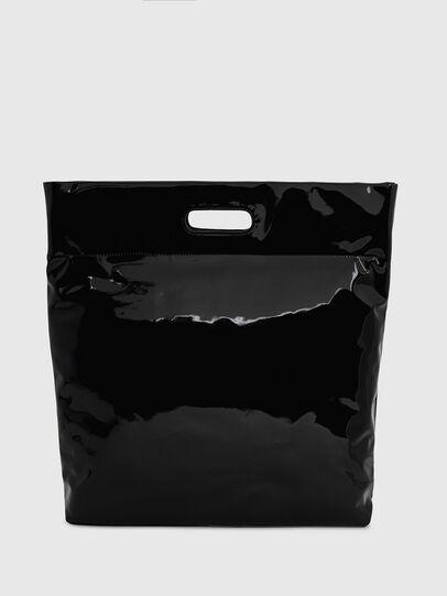 Diesel - F-LITT-HER M, Black - Shopping and Shoulder Bags - Image 2