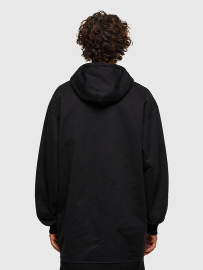 Diesel - S-KAPPAT, Black - Sweaters - Image 2