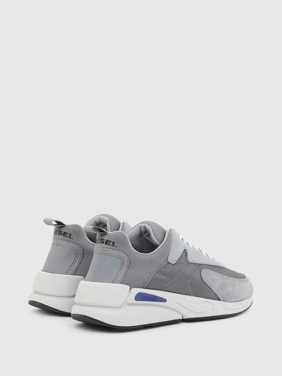 Diesel - S-SERENDIPITY LOW CU, Grey - Sneakers - Image 3