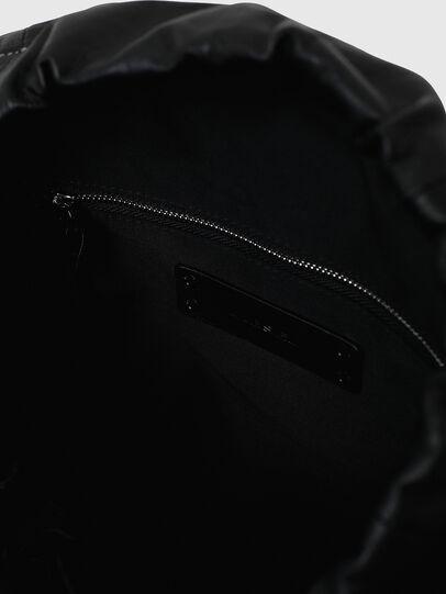Diesel - MISS-MATCH BACKPACK, Opaque Black - Backpacks - Image 6