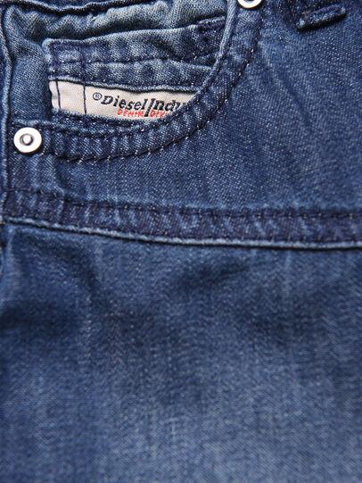 Diesel - GRINSKIB, Medium blue - Skirts - Image 3