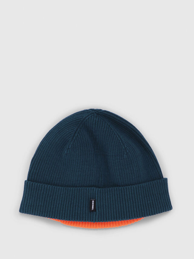 Diesel - K-DOBLY, Dark Green - Knit caps - Image 2