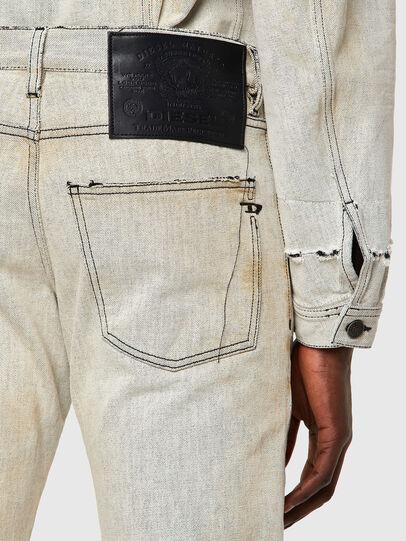 Diesel - D-Kras 09A53, White - Jeans - Image 3